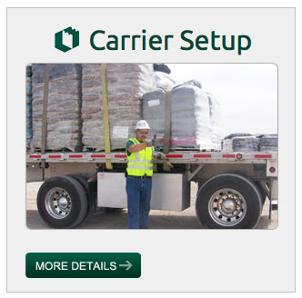 Oldcastle Lawn & Garden | Carrier Setup